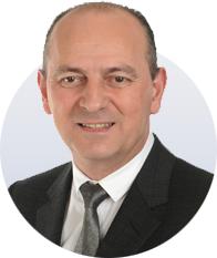 Bio - Vice President, Europe